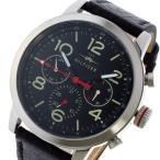 【送料無料】トミー ヒルフィガー TOMMY HILFIGER クオーツ メンズ 腕時計 1791232 ブラック(536501)