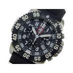 【送料無料】ルミノックス LUMINOX クロノグラフ 腕時計 3181 ブラック&ホワイト(263734)
