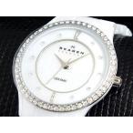 【送料無料】スカーゲン SKAGEN セラミック 腕時計 347SSXWC(240501)
