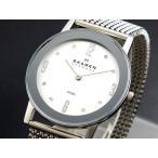 【送料無料】スカーゲン SKAGEN レディース 腕時計 39LSSS1(242234)
