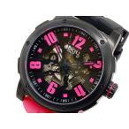 【送料無料】コグ COGU 自動巻 メンズ 腕時計 3SKU-BKP(280874)