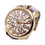 【送料無料】ガガミラノ GaGaMILANO マニュアーレ48 手巻き メンズ 腕時計 5011 MOSAICO1S(283884)