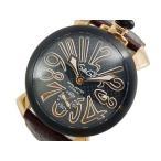 【送料無料】ガガミラノ GAGA MILANO 手巻き メンズ 腕時計 501401s(276262)