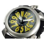 【送料無料】ガガミラノ GAGA MILANO DIVING 自動巻き 腕時計 5040-2BLK RUBBER(244538)