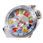 【送料無料】ガガミラノ GAGA MILANO 腕時計 6050-1-WHT(278044)