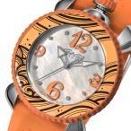 【送料無料】ガガ ミラノ レディ スポーツ レディース 腕時計 702005 ホワイトパール/オレンジ(522630)