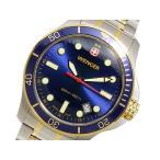 【送料無料】ウェンガー WENGER バタリオン ダイバー クオーツ メンズ 腕時計 72346(279117)