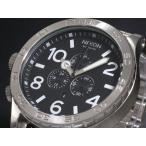 【送料無料】ニクソン NIXON 51-30 CHRONO 腕時計 A083-000(12421)