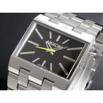 【送料無料】ニクソン NIXON TICKET チケット 腕時計 A085-000 BLACK(12320)