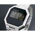【送料無料】ニクソン NIXON RE-RUN 腕時計 A158-000 BLACK(24266)