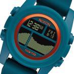 【送料無料】ニクソン ユニットタイド デジタル ユニセックス 腕時計 A2822087 マリンブルー(509264)