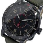 【送料無料】バーバリー BURBERRY ユティリタリアン クオーツ メンズ 腕時計 BU7855 ブラック(509209)