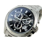 【送料無料】シチズン CITIZEN エコドライブ クロノグラフ 腕時計 BY0051-55E(270364)
