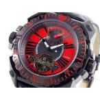 【送料無料】コグ COGU デュアルタイム 自動巻き 腕時計 C57-RD(248009)