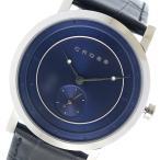 【安い】クロス CROSS アロンゾ ALONZO メンズ 腕時計 CR8027-01 ネイビー(552743)