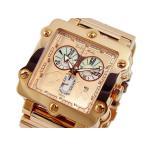 【送料無料】ドルチェ メディオ DOLCE MEDIO 腕時計 DM8018-PGBR(10852)
