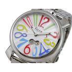 【送料無料】フィッチェ FICCE 自動巻 メンズ 腕時計 FC-11058-03(274298)