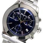 【送料無料】サルヴァトーレ フェラガモ Ferragamo メンズ 腕時計 FH6020016 ネイビー(552810)