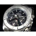 【送料無料】エルジン ELGIN クロノグラフ 腕時計 FK1120S-BN(241013)