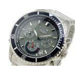 【送料無料】エルジン ELGIN 電波 ソーラー クロノ 腕時計 FK1374S-BP(239633)