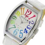 【安い】フランク三浦 インターネッツ別注 クオーツ メンズ 腕時計 FM06IT-CRWH ホワイト/マルチ 【ネット限定】(525915)
