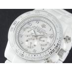 【送料無料】ジョンハリソン JOHN HARRISON セラミック 自動巻き 腕時計 JH017-WW(249641)