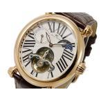 【送料無料】ルイスブレ LOUIS BULLE サン&ムーン 自動巻 メンズ 腕時計 LB008RG-3-DBR(279204)