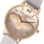 【送料無料】オリビアバートン OLIVIA BURTON 腕時計 OB16AM85 ライトベージュ(552476)