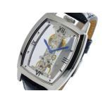 【送料無料】アルカフトゥーラ ARCA FUTURA 手巻き メンズ 腕時計 S13386-BK(289291)