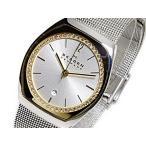 【送料無料】スカーゲン SKAGEN クオーツ レディース 腕時計 SKW2050(283976)