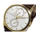 【送料無料】スカーゲン SKAGEN クオーツ メンズ 腕時計 SKW6066 ホワイトシルバー(283940)
