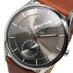 【送料無料】スカーゲン SKAGEN クオーツ メンズ 腕時計 SKW6086 グレー(507825)