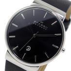 【送料無料】スカーゲン SKAGEN クオーツ メンズ 腕時計 SKW6104 ブラック(514158)