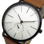 【送料無料】スカーゲン SKAGEN  クオーツ メンズ 腕時計 SKW6216 ホワイト(514653)