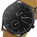 【送料無料】スカーゲン SKAGEN クオーツ メンズ 腕時計 SKW6265 ブラック(522919)