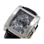 【送料無料】サルバトーレマーラ クオーツ メンズ クロノ 腕時計 SM13104-SSBKGD(273560)