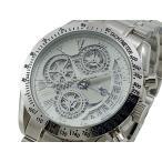 【送料無料】サルバトーレマーラ クオーツ メンズ クロノ 腕時計 SM13108-SSWH(274289)