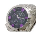 【送料無料】サルバトーレマーラ クオーツ メンズ クロノグラフ 腕時計 SM14107-SSBKPL(279609)