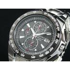 【送料無料】セイコー SEIKO クロノグラフ アラーム 腕時計 SNAB09P1(9670)