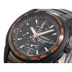 【送料無料】セイコー SEIKO クロノグラフ アラーム 腕時計 SNAB97P1(12480)