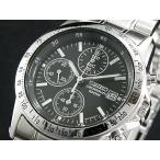 【送料無料】セイコー SEIKO クロノグラフ 腕時計 SND367(6464)