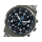 【送料無料】セイコー SEIKO CHRONOGRAPH クロノグラフ メンズ 腕時計 SNDE09P1(278681)