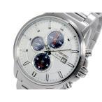 【送料無料】セイコー SEIKO ソーラー クロノ メンズ 腕時計 SSC251P1 ホワイト(291367)