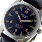 【安い】スタッグ STAG TYO クォーツ メンズ 腕時計 STG016LT2 ブラック(550148)