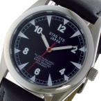 【安い】スタッグ STAG TYO クォーツ メンズ 腕時計 STG016S2 ブラック(550150)