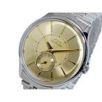 【送料無料】テクノス TECHNOS クオーツ メンズ 腕時計 T6335SC ゴールド(500301)