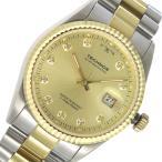 【送料無料】テクノス TECHNOS クオーツ メンズ 腕時計 T9604TC ゴールド(551852)