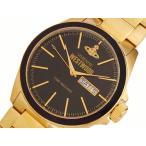 【送料無料】ヴィヴィアン ウエストウッド VIVIENNE WESTWOOD 腕時計 VV063GD(260330)