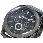 フォッシル FOSSIL クロノグラフ 腕時計 FS4662 ガンメタ ガンメタ