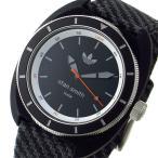 アディダス ADIDAS スタンスミス STAN SMITH クオーツ メンズ 腕時計 ADH3155 ブラック ブラック